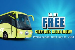 Travel for Free with City Bus Card & Wing Card