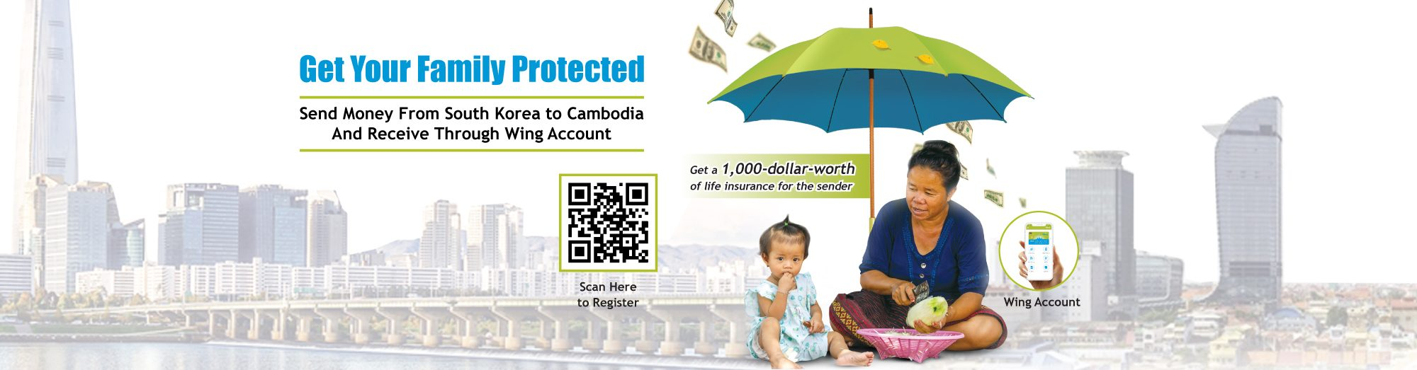 Wing Money Transfer & Payment Services in Cambodia