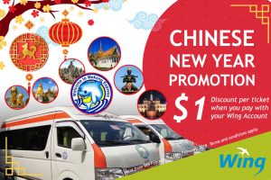 Chinese New Year Promotion with Mekong Express