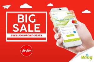 Enjoy AirAsia Big Sale with up to 5 Million Seats Available