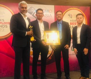 Wing Wins the Best Employer Brand Award for the Fourth Time at Asia's Best Employer Brands!