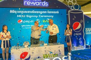 Wing and Cambrew Signed MoU to Facilitate Cash Redemption to the Pepsi Reward Program Winners