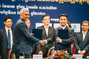 Wing and Cambodia Microfinance Association Sign MoU allowing New Payment Solution to CMA's members
