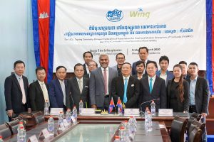 Wing signs MoU with FASMEC for payment solution