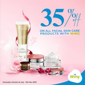 Special 35% Off from Yves Rocher to All Wing Users
