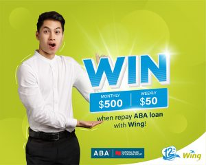 Repay​ your​ ABA​ loan​ using​ Wing​ and​ stand​ a​ chance​ to​ win​ cash​ prizes